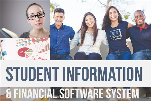 Provide Input on Student Info & Financial System