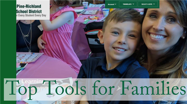 Top Tools for Families (Mom & Son)