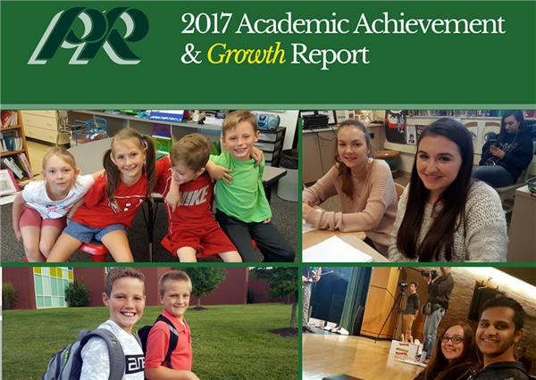 Academic Achievement & Growth Report Available