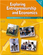 Exploring Entrepreneurship & Economics Book Cover