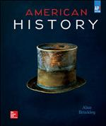 American History Textbook Cover