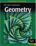 Honors Geometry Cover