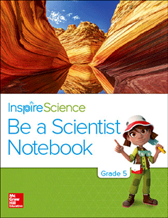 Inspire Science Book Cover