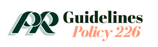 Policy Guideliens