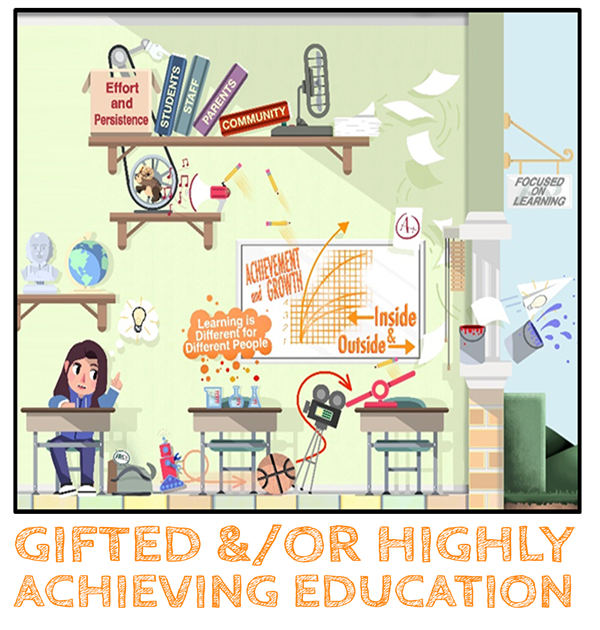 Gifted and/or Highly Achieving Ed
