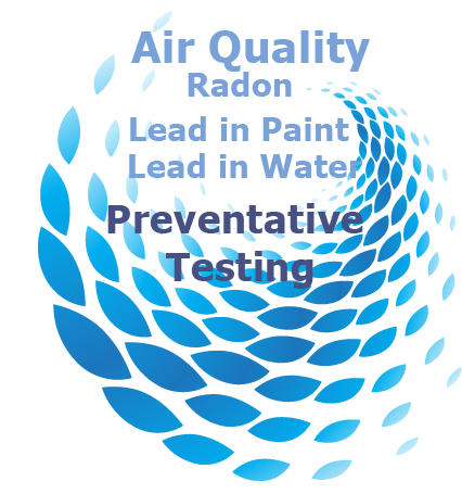Preventative Testing Air Quality Radon Lead