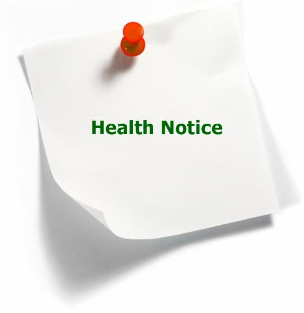 See Important Health Notice for Virtual-Only Families