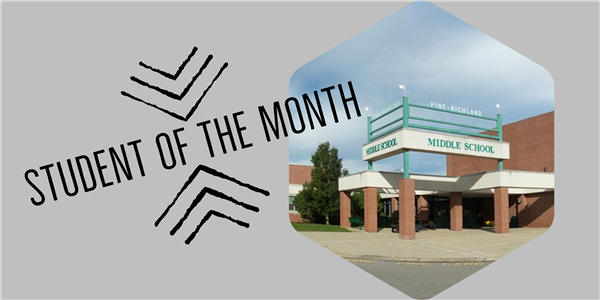 Read about our May Students of the Month