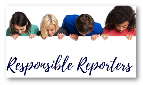 Responsible Reporting for 6th Grade Students