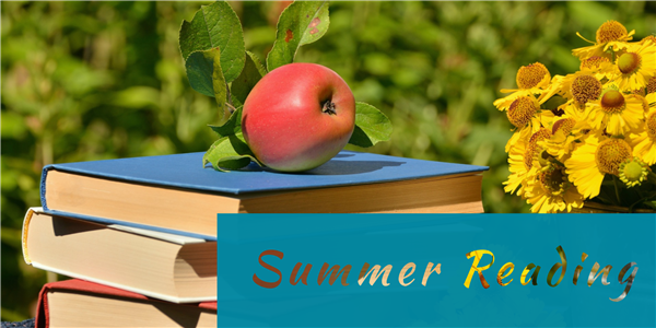 Check out the EHUE Summer Reading 2020 Website!