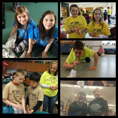 Science Olympiad Collage