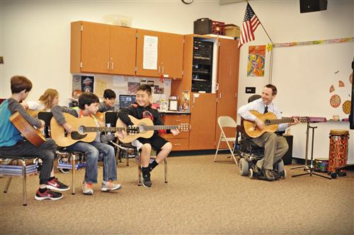 4th Grade Exploring Guitar
