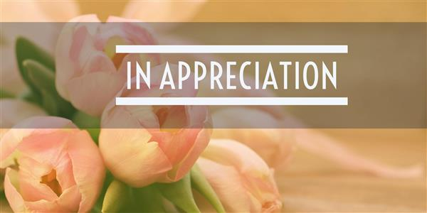 See Special Teacher Appreciation Week Video