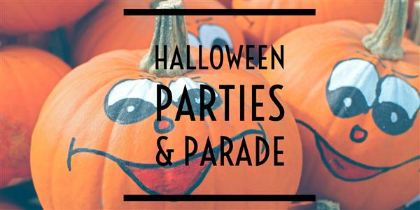Read the Updated Halloween Parade Route & Procedures
