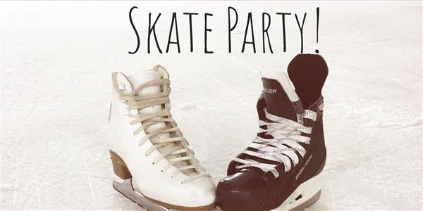 Join Us for a Skate Party!