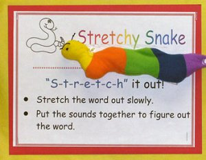 Stretchy the Snake