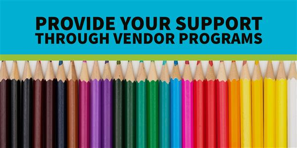 Support Wexford through the PTO Vendor Programs