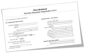 Facility Use / Application & Instructions