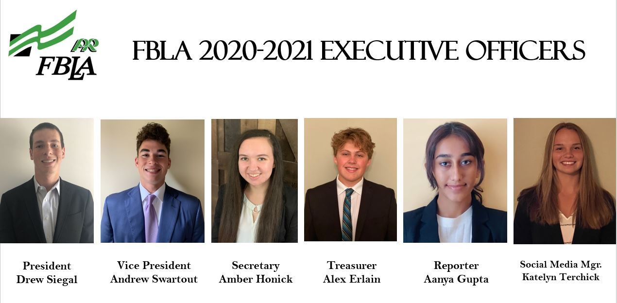Officers 2020-2021