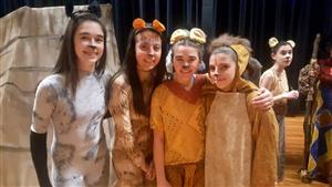 Lion King/Drama Club