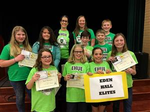 Battle of Books Group