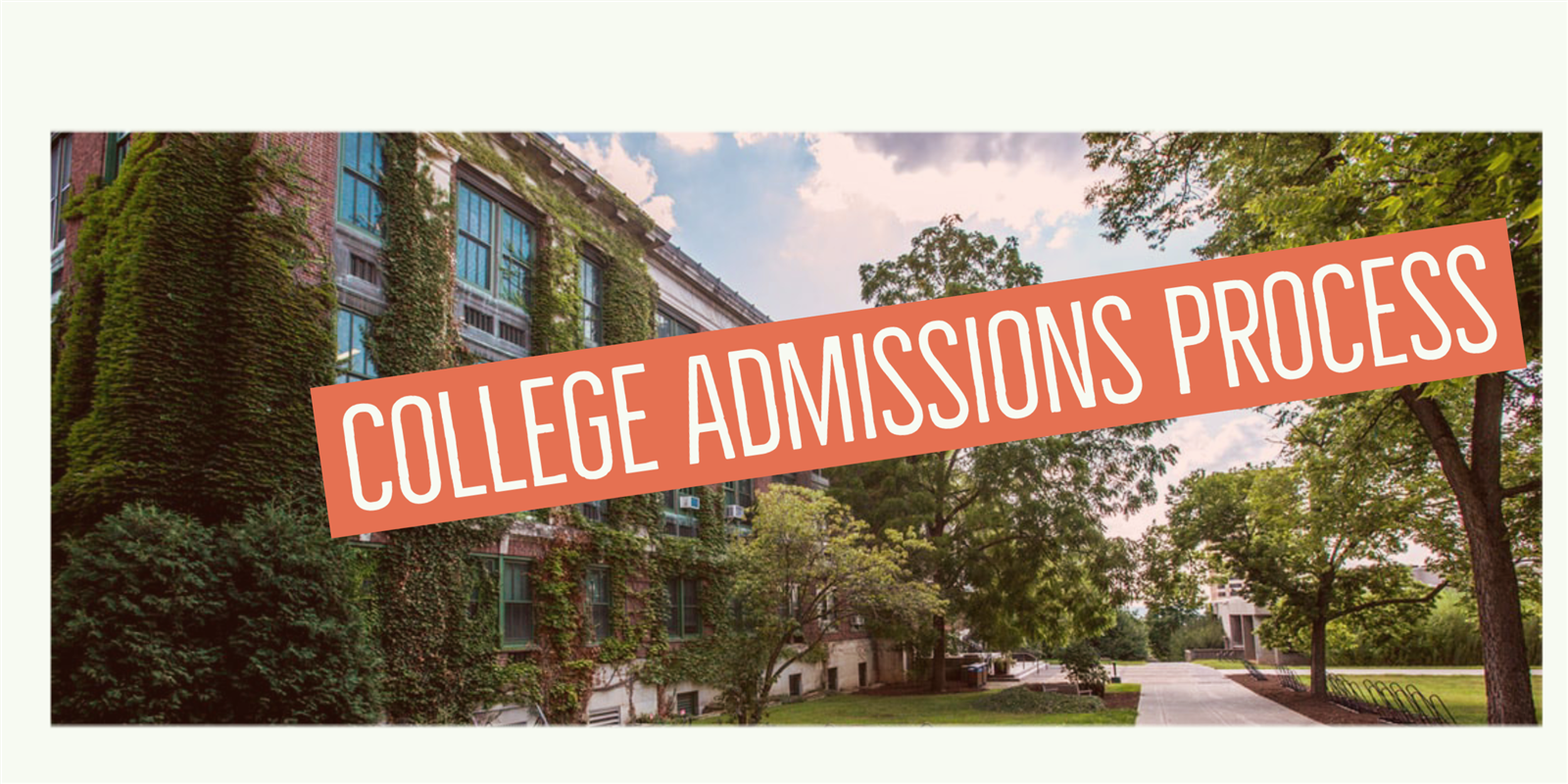 See Opportunities to Learn About the College Admissions Process