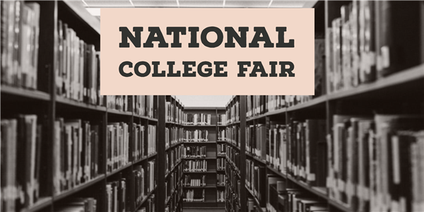 Attend the National College Fair