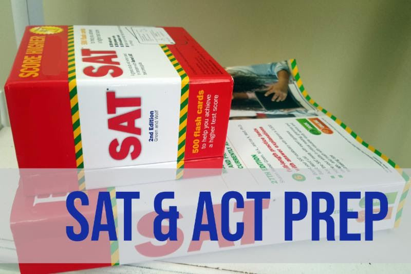 SAT & ACT Summer Prep Courses