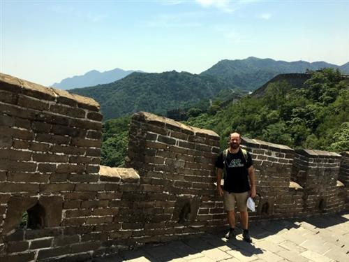 High School Teacher Takes on China
