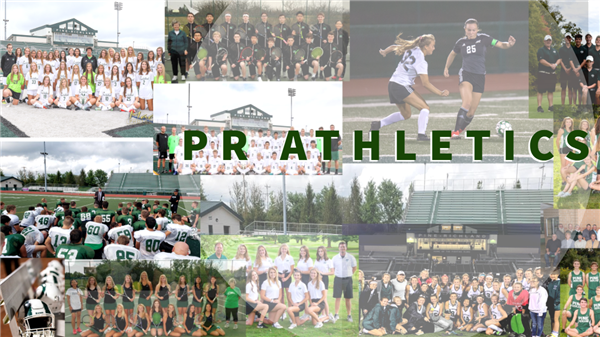 PR Athletics - Collage of SPorts