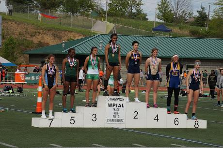 Athletes Qualify for PIAA Track Competition