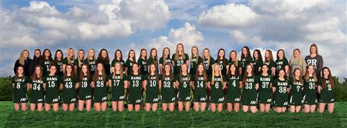 Girls Lacrosse Players Compete at Nationals