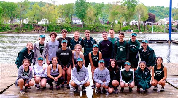 Crew Captures Victory on River