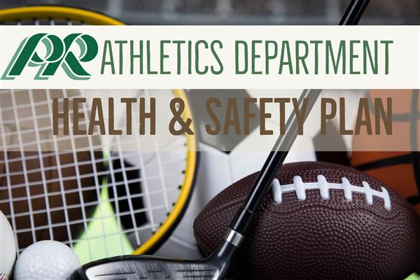 Athletic Health and Safety Plan
