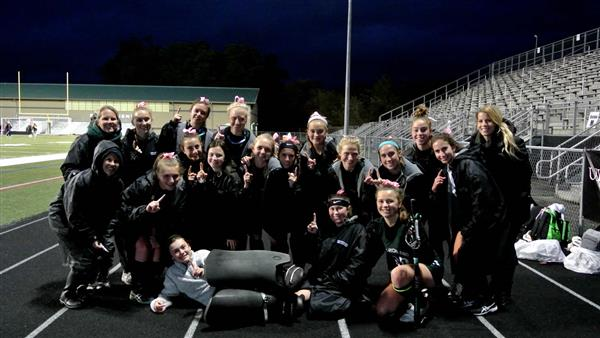 Field Hockey Is Undefeated in Division