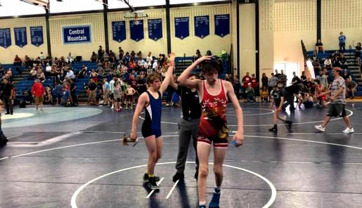 6th Grader Earns State Title