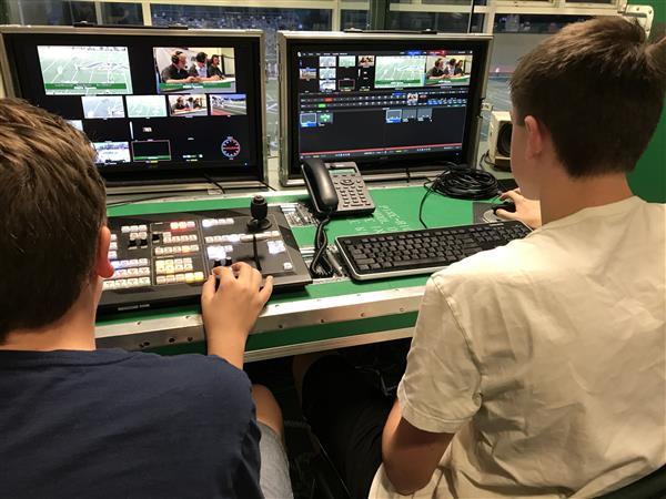 Communications / PRTV